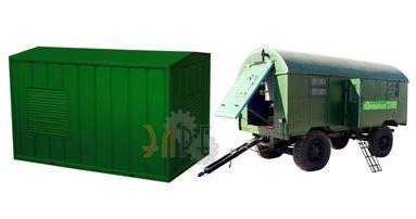 Дизельстанции контейнерное исполнение и кузовное исполнение