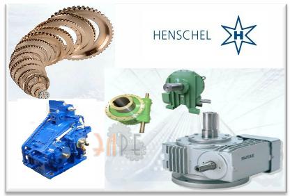 Henschel редукторы для экструдеров DURUMAX