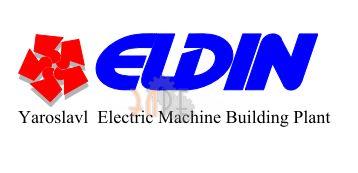 Электродвигатели Eldin. Многоскоростные, ЧРП, с тормозом, взрывозащищенные, постоянного тока.