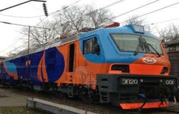 обрессоренный привод для локомотива ЭП2
