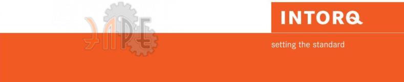 электромагнитные муфты сцепления INTORQ 14.105.1.1