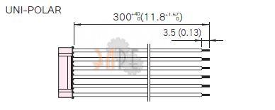 Nidec-Servo KH42JM2-903 График производительности и момента