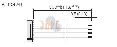 Nidec-Servo KH42JM2-961 График производительности и момента