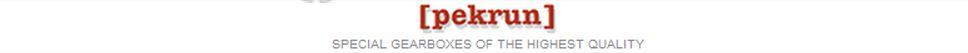 Perkaun редукторы, Гидродинамические передачи, Планетарные редукторы, Коробки передач с ручным управлением, Специальные редукторы, Шпиндельные редукторы