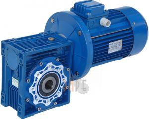 Монтаж мотор-редуктор NMRV. Характеристики и параметры