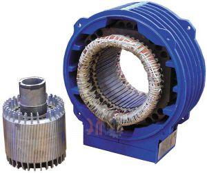 Электродвигатель для лифтового оборудования СЭГЗ ДАЛ 3,5. Купить с подбором по параметрам.