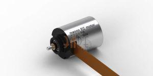 Электронно-коммутируемый бесщеточный горизонтальный двигатель постоянного тока Maxon motor EC 10 flat