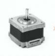 Шаговый двигатель Nidec-Servo KH39 биполярный. Купить KH39 с шагом 1,8.