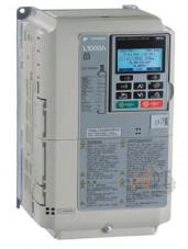 Каталог преобразователь частоты Omron CIMR-LC2A0033BAA трехфазный 200В. Подключение инвертор Omron CIMR-LC2A0033BAA.