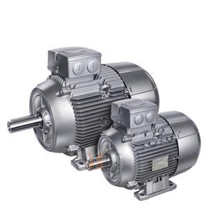 Низковольтный асинхронный двигатель с короткозамкнутым ротором Siemens 220В 1LE1001-1BB23-4AB0