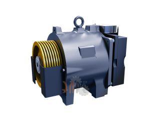 Двигатель для лифтов ZETATOP SM200.15C-210