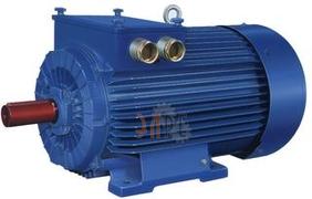 взрывобезопасный электродвигатель Celma SUg 315мм с короткозамкнутым ротором для горючей пыли