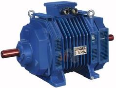 Трехфазный двухскоростной электродвигатель Celma SDCh 225M6/24C для приводов пассажирских и грузовых лифтов