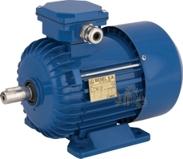 Универсальный трехфазный электродвигатель Вesel Sg 56-2AHPS с электромагнитным тормозом