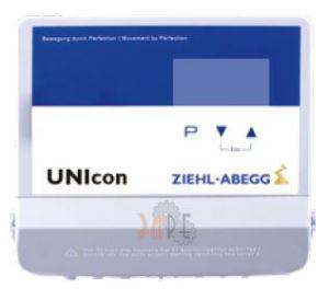 Купить универсальный блок управления CXE/AV Ziehl-Abegg UNIcon