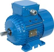 Универсальный трехфазный электродвигатель Вesel ShZ 80-2A исполнение IMB14