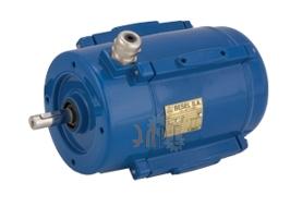 Трехфазный двигатель Besel SOg 80-2I для вентиляторов осевого типа