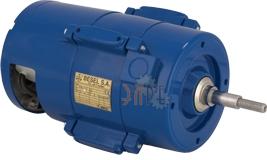 Трехфазный двигатель Besel SMOg 80-2A для вентиляторов осевого типа