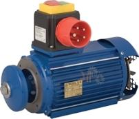 Однофазный электродвигатель Besel SEh 65-2A для деревообрабатывающих станков
