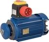 Трехфазный электродвигатель Besel Sh 65-2B для деревообрабатывающих станков режим работы S6
