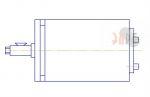 Электродвигатель ДАТ 100-8 асинхронный мощность
