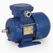Универсальный трехфазный электродвигатель Вesel Sg 63-2A