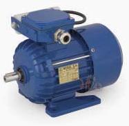 Универсальный однофазный электродвигатель Cantoni (Вesel) SEh 71-2B
