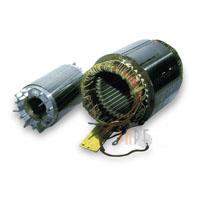 Универсальный однофазный электродвигатель Вesel без корпуса