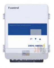 Преобразователь для регулирования скорости Fcontrol Basic FSDM10AM с дисплеем.