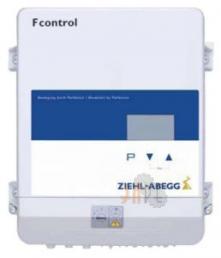 Приобрести преобразователь частоты Ziehl-Abegg Fcontrol FTET10AHMQ температурный