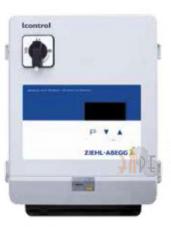 Универсальный преобразователь частоты Incontrol EFXDM62AE
