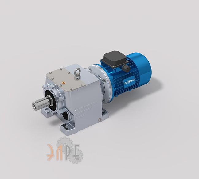 Мотор-редуктор MTC цилиндрический