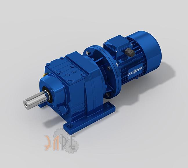 мотор-редуктор 3МПз отчественный