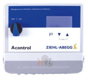 1-фазные Acontrol PTE для регулирования температуры