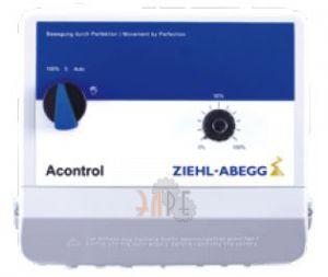 1-фазные Acontrol PTE-10Q, контроллеры для регулирования температуры с байпасным переключателем