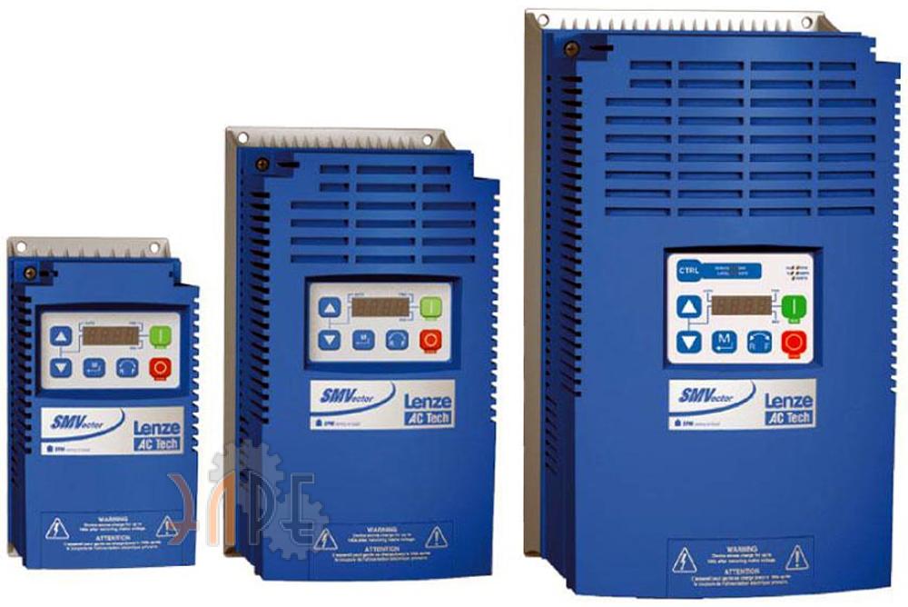 Преобразователь частоты Lenze SMVector IP31 0,25кВт 1ф 120/240В, Прайс SMVector IP31 0,25кВт