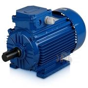 Универсальный трехфазный встраиваемый электродвигатель Indukta SBg 132S-2A