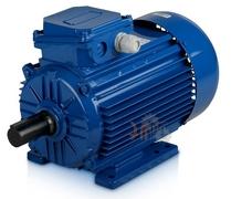 Трехфазный крановый электродвигатель SUDf 100L-6A с фазным ротором