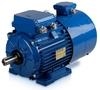 Трехфазный асинхронный электродвигатель с внешней вентиляцией