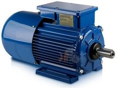 Трехфазный электродвигатель Sh 90 мм с тормозом (DC и AC)