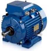 Трехфазный электродвигатель SCg 160L-4 с повышенным скольжением