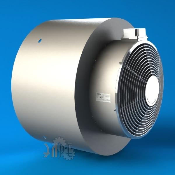 Вентиляторы охлаждения двигателей Wistro