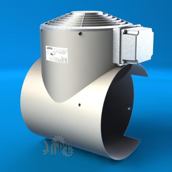 Вентиляторы охлаждения сервоприводов Wistro